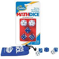 Игра-головоломка Math Dice (Математические кубики) ThinkFun 1510
