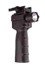 Рукоять с фонарем и лазерерным целеуказателем NcStar