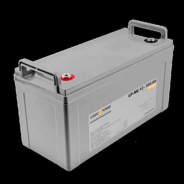 Аккумулятор мультигелевый LogicPower AGM LP-MG 12 - 100 AH
