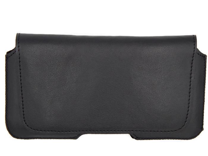 Чехол-карман на ремень универсальный для телефонов с размерами 151*81*14 черный