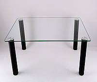 Журнальный стеклянный стол Asket MX C10 bl