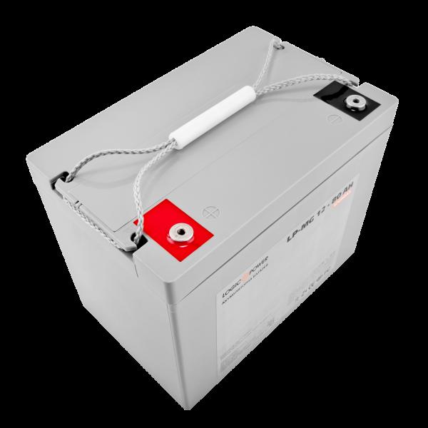Аккумулятор мультигелевый LogicPower LP-MG 12 - 80 AH