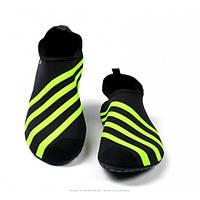 Обувь для плавания спорта йоги Actos Skin Shoes Green размер 43-43,5