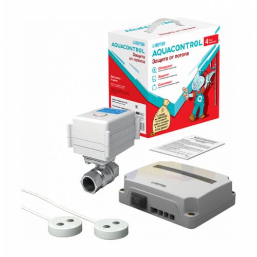 Система контроля протечки воды Neptun Aquacontrol Light 1/2''