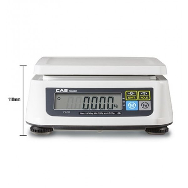 Весы общего назначения CAS SWII