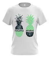 """Футболка мужская """"Pineapple"""""""