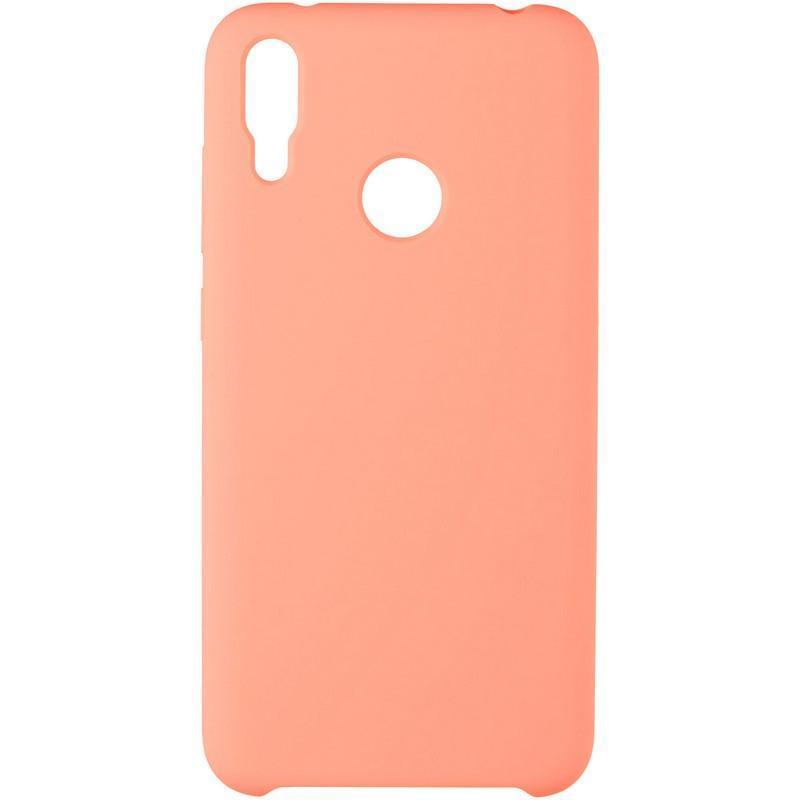Original 99% Soft Matte Case для Huawei Y6 (2019) Pink