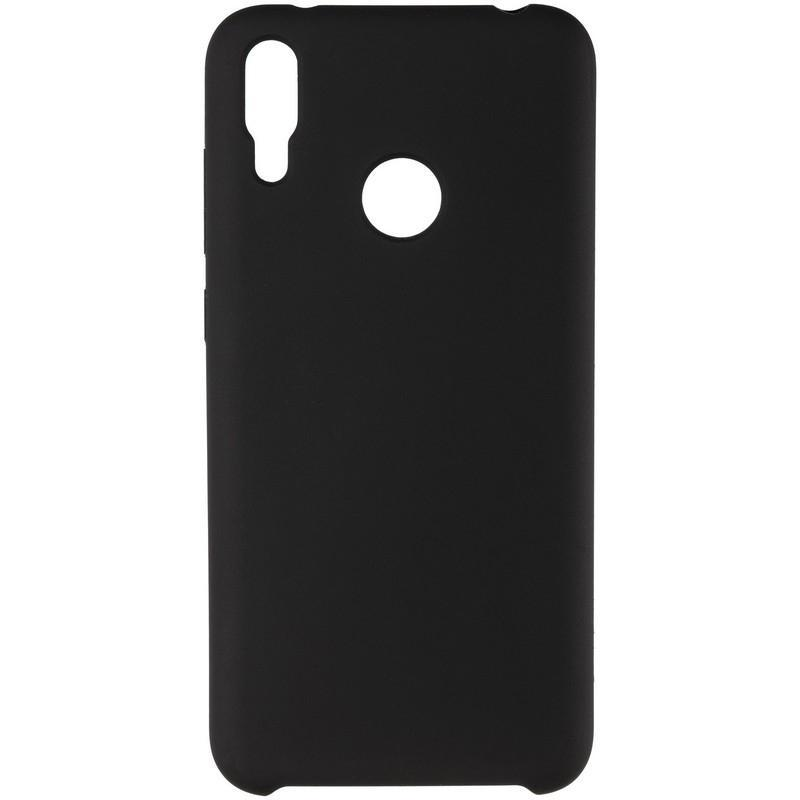 Original 99% Soft Matte Case для Huawei P30 Lite Black