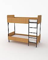 Детская кровать двухъярусная 1900*800 мм, фото 1