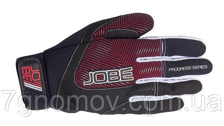 Перчатки для вейкбординга, парусного спорта и водных видов спорта  JOBE Progress Glove Swathe , фото 2