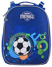Рюкзак школьный YES 556183 H-25 каркасный Born To Play, фото 3