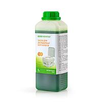 Средство для дезодорации биотуалетов Кемпинг 1.6 л (для верхнего бака)