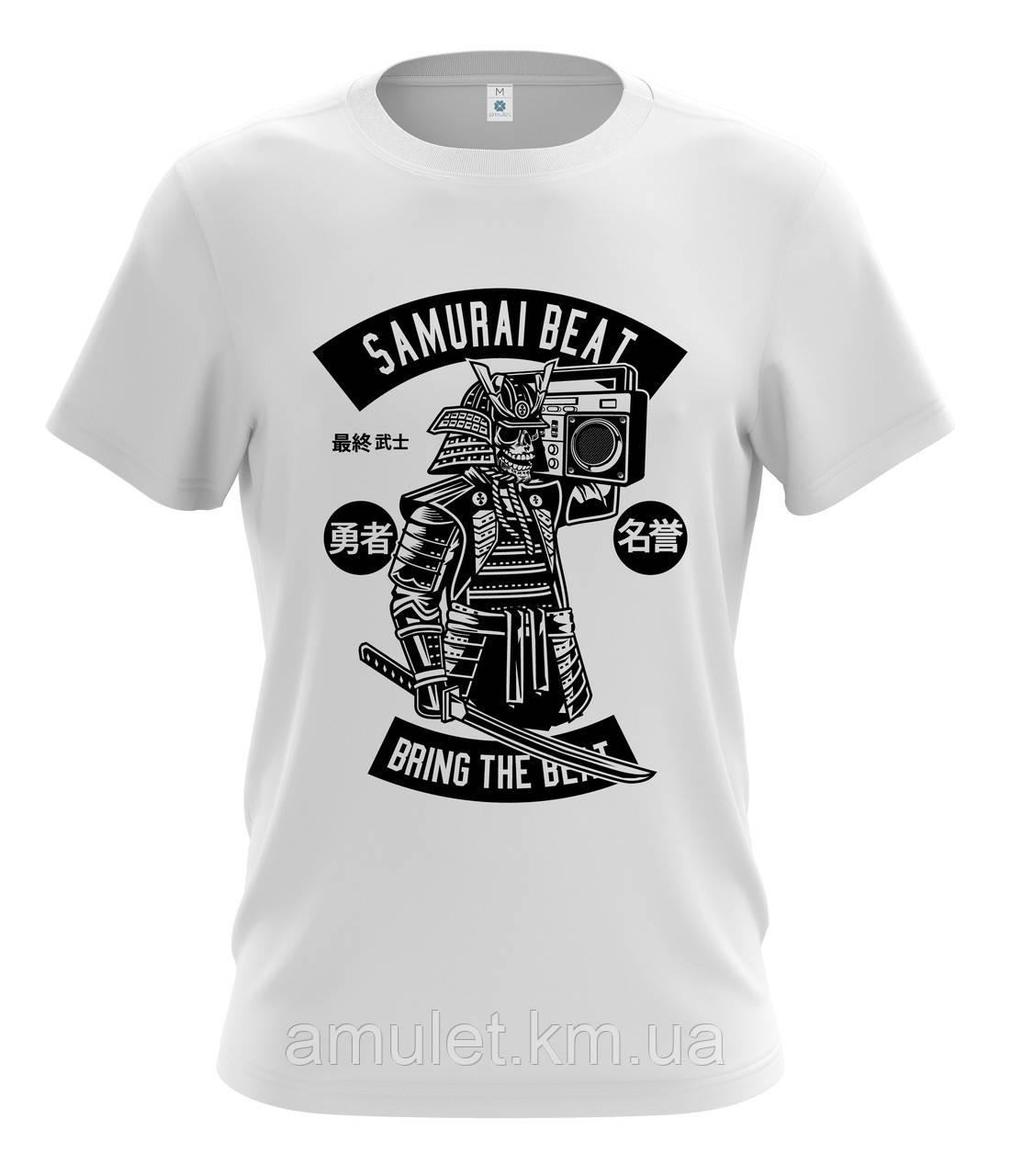 "Футболка чоловіча ""Samurai beat"""