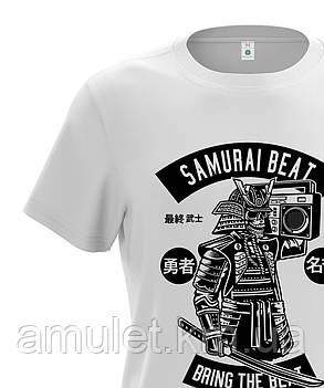 "Футболка чоловіча ""Samurai beat"", фото 2"