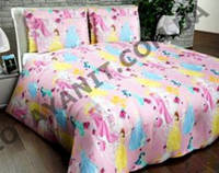 Подростковый комплект постельного белья (Сатин 100% хлопок)