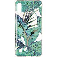 Силиконовый чехол Gelius Flowers Shine с рисунком для телефона Samsung M105 (M10) Jungle