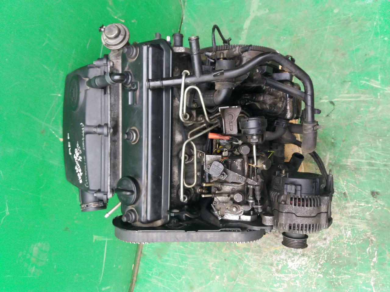 Двигатель для Skoda Felicia 1.9D