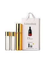 Мини-парфюм Christian Dior Fahrenheit (Кристиан Диор Фаренгейт) ,3*15 мл