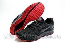 Кроссовки в стиле Nike Shield Pegasus 35 Black, мужские, фото 3