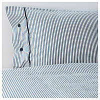 Одно спальное постельное белье IKEA