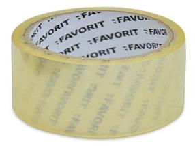 Клейкая лента Favorit прозрачная 48 мм х 500 м (10-594)