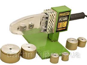Паяльник для пластиковых труб ProCraft PL1600, фото 2