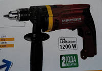 Дрель 1200 Вт Ижмаш  Industrial Line  DU-1200 ibd