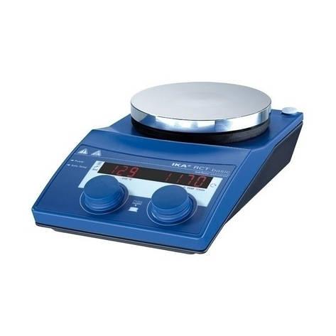 Магнитная мешалка IKA Plate (RCT digital), фото 2