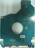 Плата HDD PCB  SATA 2.5 Toshiba G002825A (MK2575GSX MK3275GSX MK5075GSX MK6475GSX MK7575GSX), фото 2