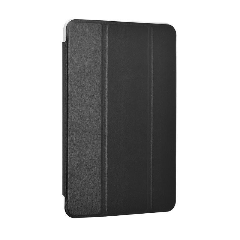 """Goospery Soft Mercury Smart Cover Samsung T595 Galaxy Tab A 10.5"""" Black"""