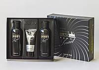 Набор для мужчин с экстрактом черной улитки FarmStay Black Snail 3 SET