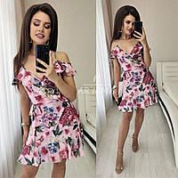 01438aa0565 Летнее платье с рюшами в Украине. Сравнить цены