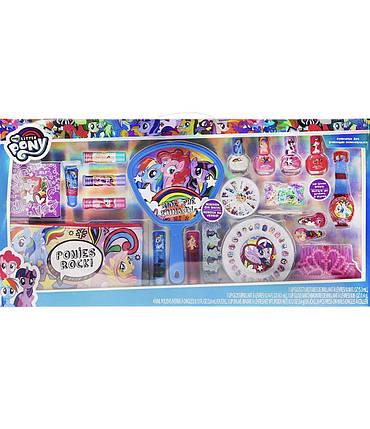 Большой косметический набор My Little Pony Mega, фото 2