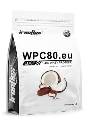 Сывороточный протеин IronFlex - WPC 80EU EDGE (900 грамм)