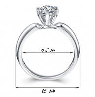 Как определить свой размер кольца