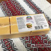 Сыр Чеддер Хохланд (Hochland) слайсы 84 шт. 1033 гр, Германия