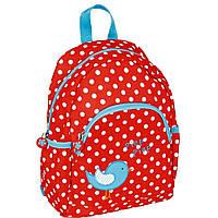 """Рюкзак для детского сада Spiegelburg """"Веселые горошки"""""""