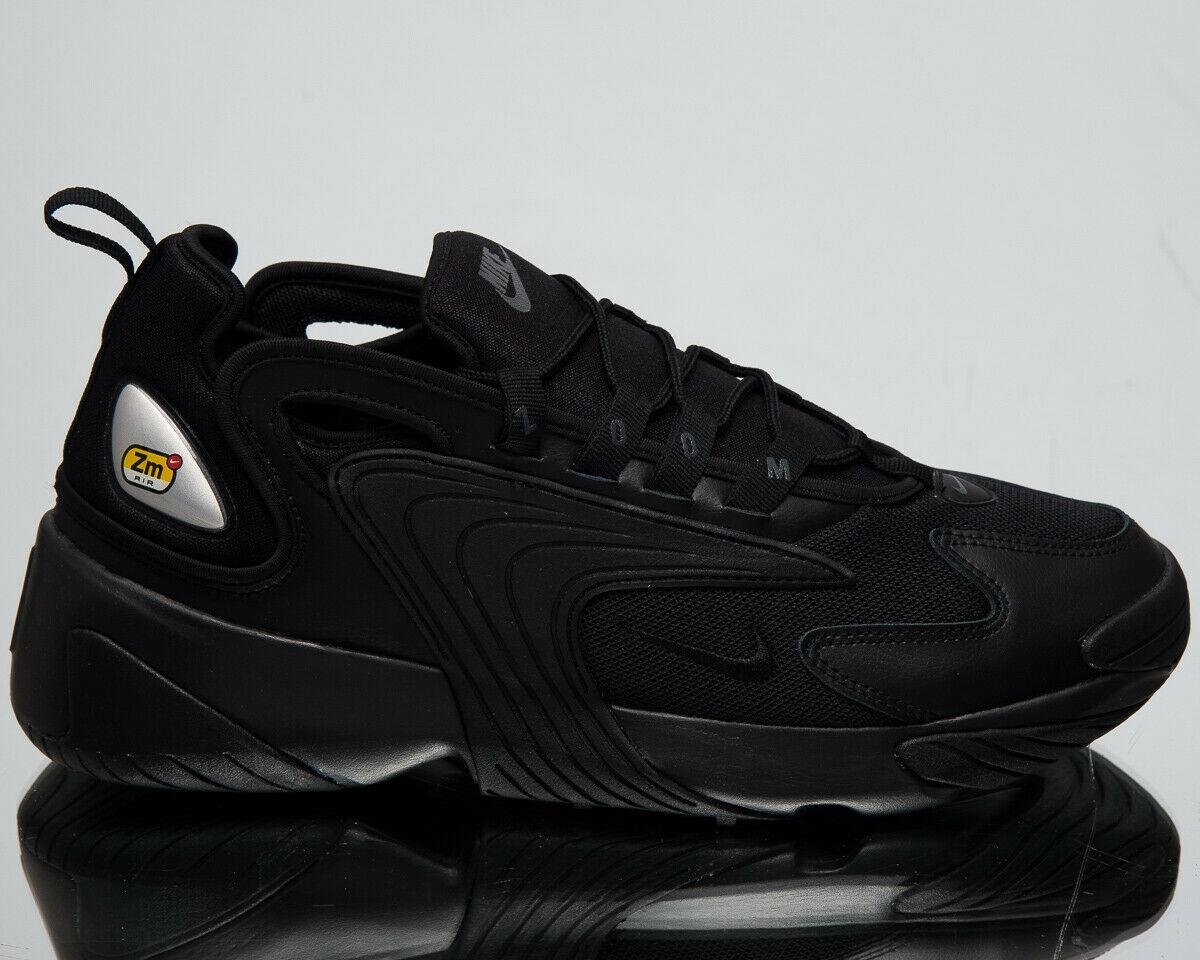 af30fae56 📐Мужские кроссовки Nike Zoom 2K Чёрные 1:1 с оригиналом, цена 1 190 ...