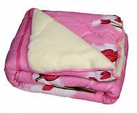 """Одеяло меховое """"Руно""""  Ткань 50% хлопок 50% полиэстр. Разные размеры! Цены и х-ки в описании!"""