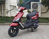 Скутер SPARK SP125S-14 + ДОСТАВКА бесплатно (красный,черный,синий,белый,жолтый) + ПОДАРОК, фото 1