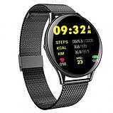 UWatch Розумні годинник Smart E19 Black, фото 2