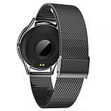 UWatch Розумні годинник Smart E19 Black, фото 4