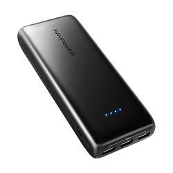 Универсальная мобильная батарея RAVPower 22000mAh External Battery Pack with Triple iSmart (RP-PB052