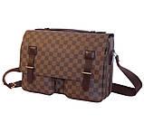Мужская сумка из высококачественного фирменного материала, фото 4