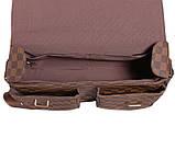 Мужская сумка из высококачественного фирменного материала, фото 5