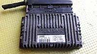 Блок управления двигателем Renault Megane 1 Scenic 1  S105280016A Hom7700112914  7700112937 2.0, фото 1