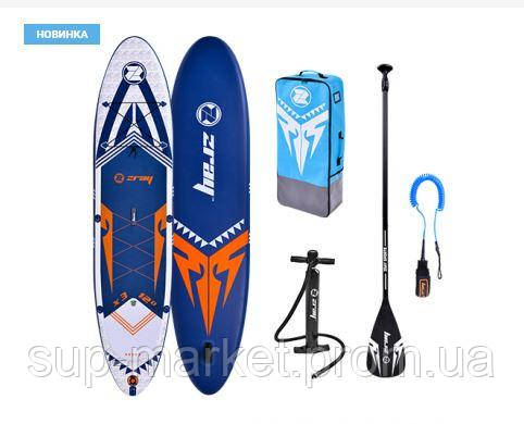 "SUP доска Z-Ray X3 12'0'' x 32"" x 6"", SUP Set, 15psi, 2019"