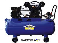⭐ Компрессор VBM-2T0.4-100 WERK - 10 атм. 2,2 кВт, вход: 420 л/хв., ресивер 100 л.