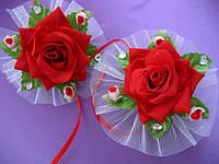 """Украшение для свадебных машин """"розы"""""""