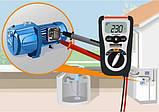 Универсальный мультиметр для общих электроизмерительных работ MultiMeter-Pocket Laserliner 083.032A, фото 4